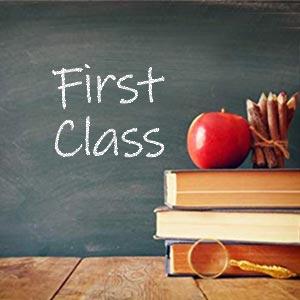 1st Class Booklist 2020-21
