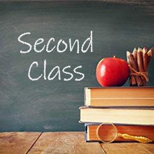 2nd Class Booklist 2020-21