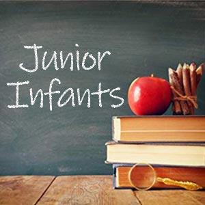 Junior Infant Booklist 2020-21