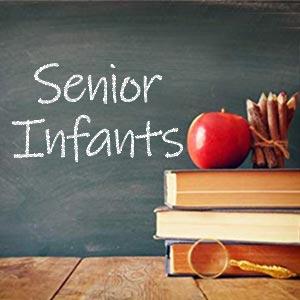 Senior Infant Booklist 2020-21